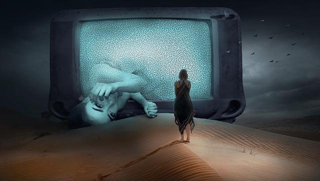 علاقة التلفزيون بالحمل