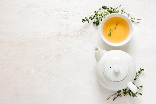 فوائد الشاي الاخضر لصحه الانسان
